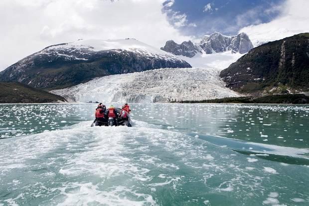 M/V Stella Australis: Fjords of Tierra del Fuego