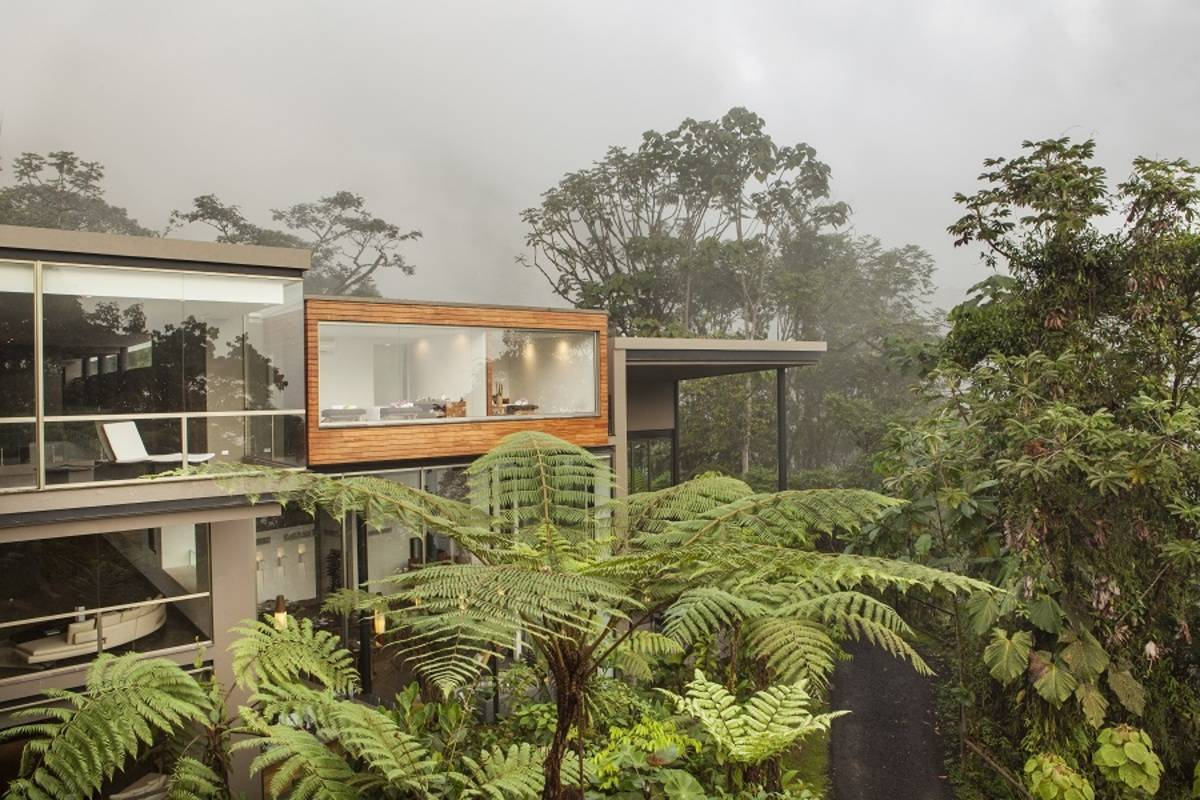 Mashpi Cloudforest Lodge