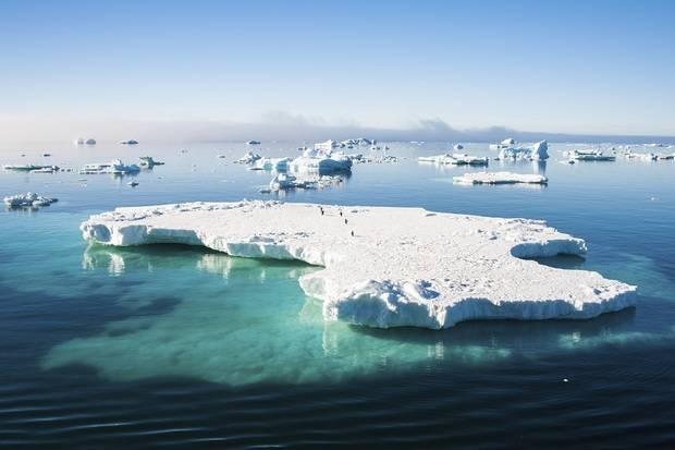 M/V Ocean Nova: Polar Circle Fly/Cruise