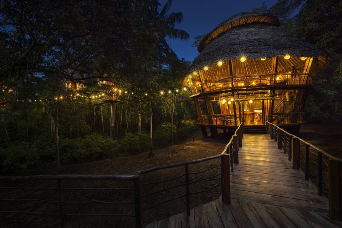 Amazon Treehouse Lodge
