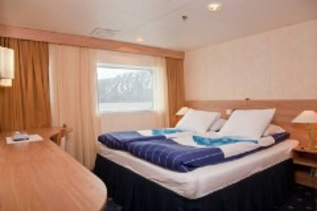 Category 5 Suite - Double Cabin