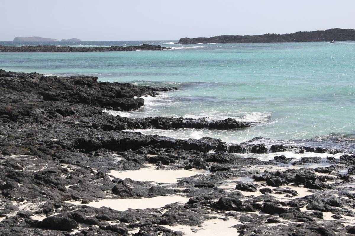 North & South Galapagos Islands