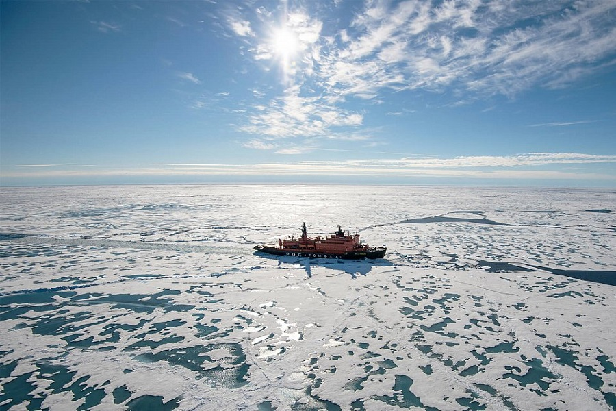 50 Years of Victory: North Pole - Top of the World