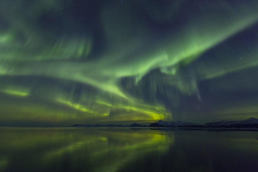 Sea Spirit: East Greenland - Under the Dome of Northern Lights