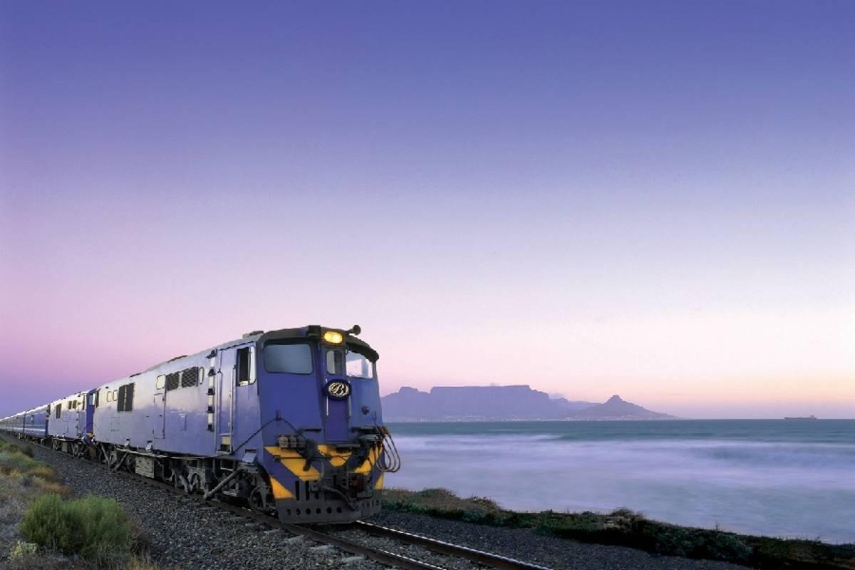 Blue Train Journey: Cape Town to Pretoria