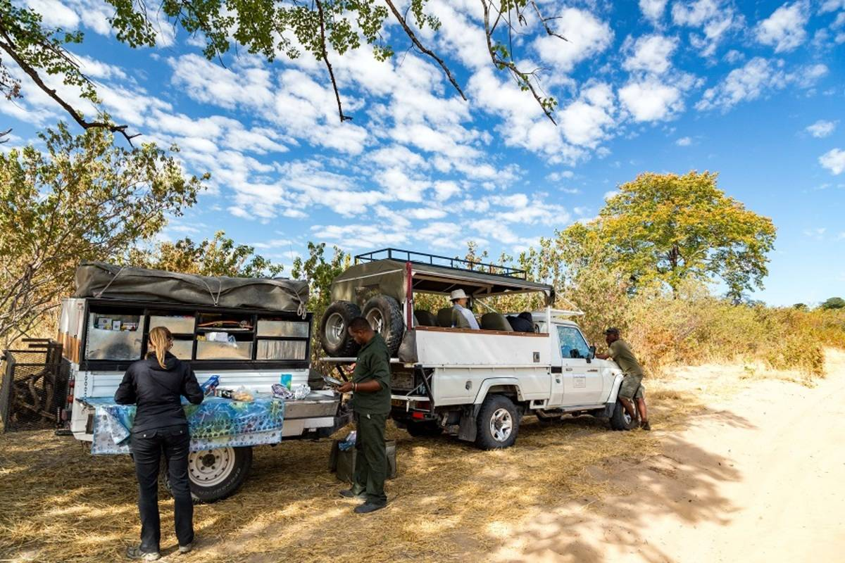 7 Day Botswana Adventure Camping Safari