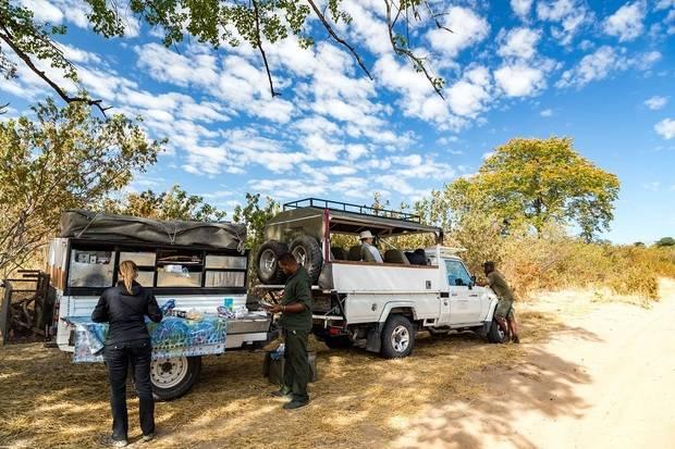7 Day Botswana Adventure Camping Safari
