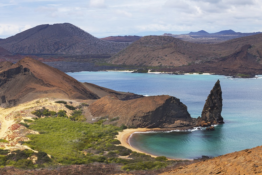 M/Y Galaxy: Central Galapagos Islands