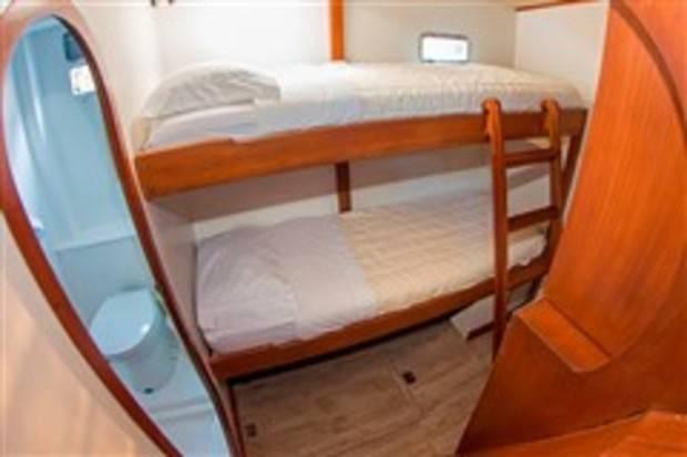 Twin Cabin - Single Beds