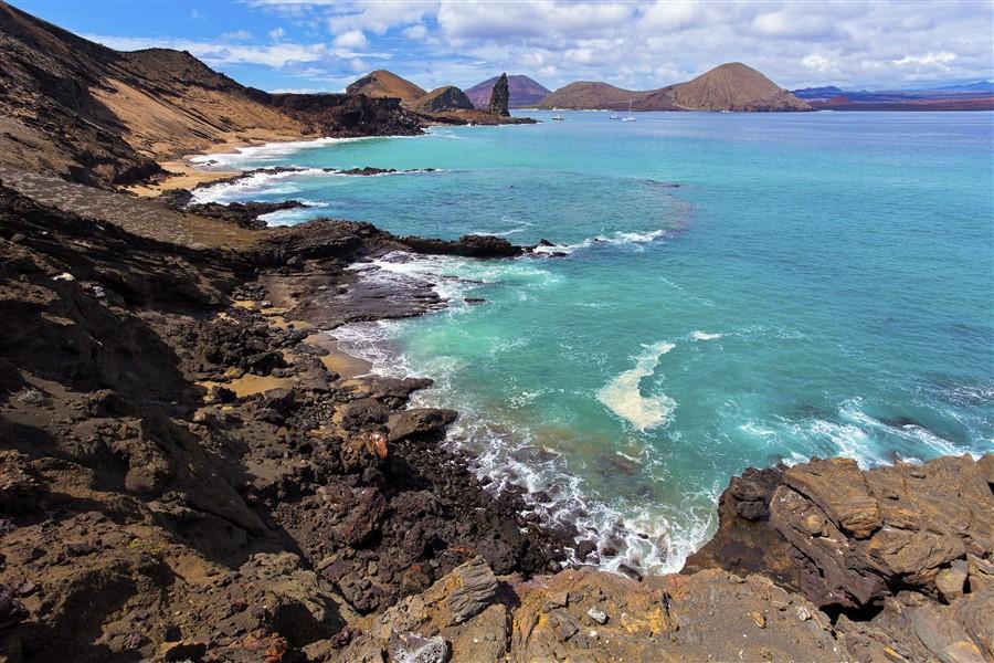 M/T Camila: Central & North Galapagos Islands