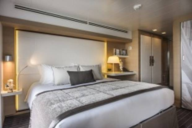 Prestige Stateroom - Deck 4