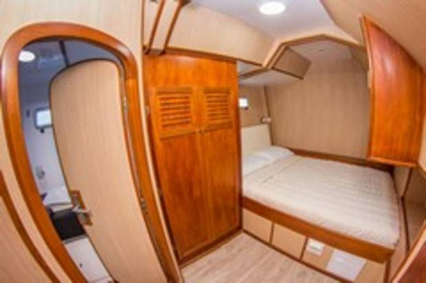 Standard Double Cabin - Double Bed