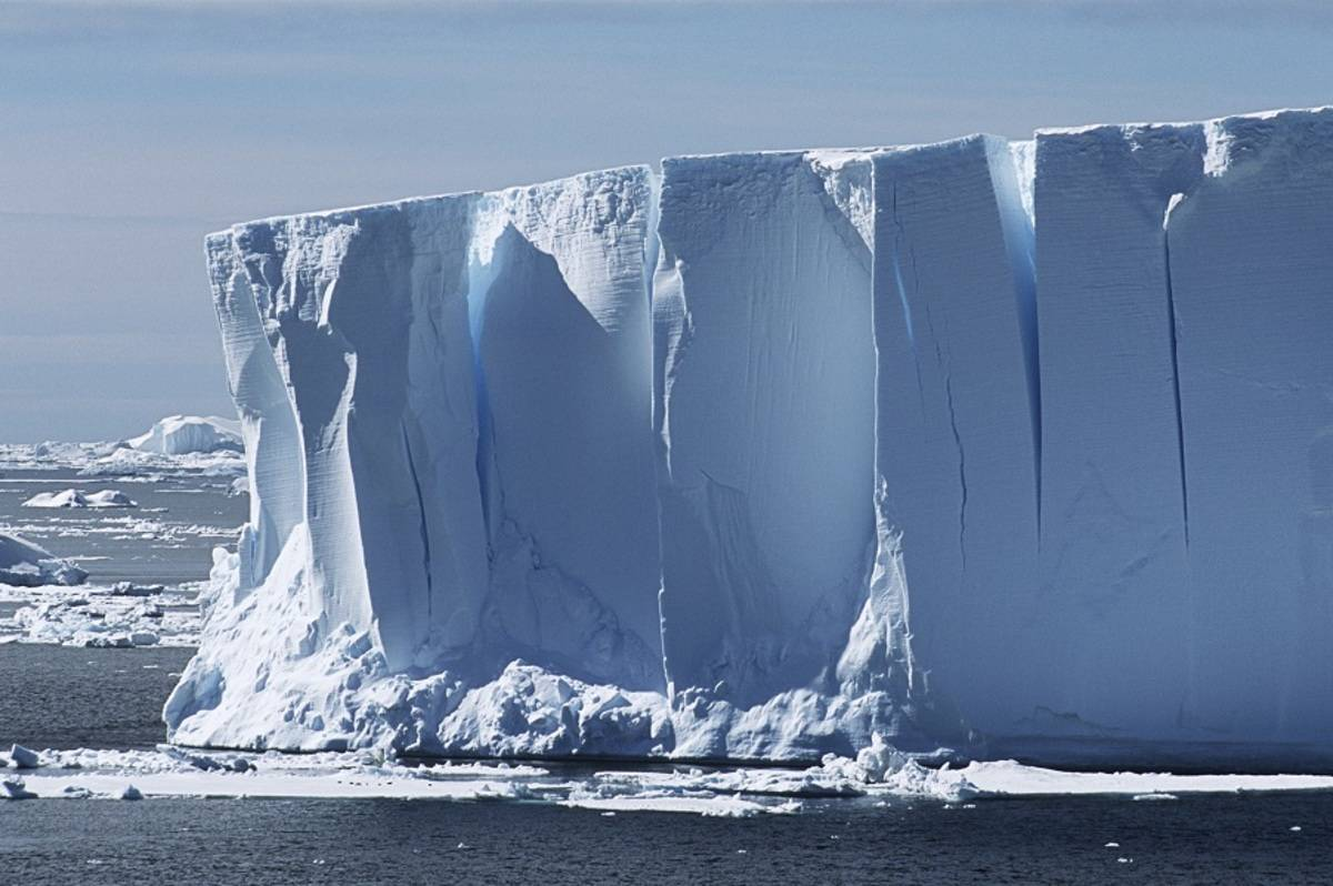 Greg Mortimer: Wild Antarctica Fly/Sail