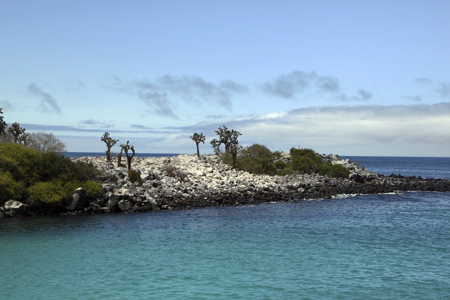 M/Y Infinity: West Galapagos Islands
