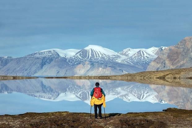 World Explorer: Three Arctic Islands - Spitsbergen, Greenland and Iceland (Southbound)
