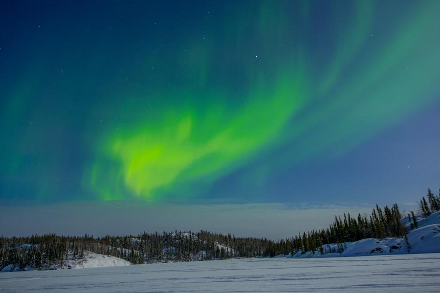 World Explorer: Under the Northern Lights