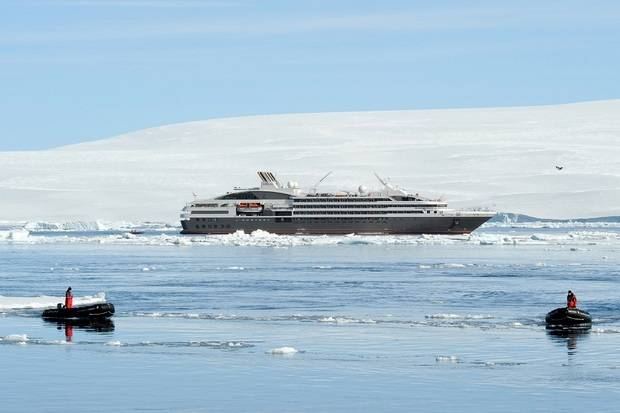 L'Austral: The Antarctic - In The Wake Of The Belgica