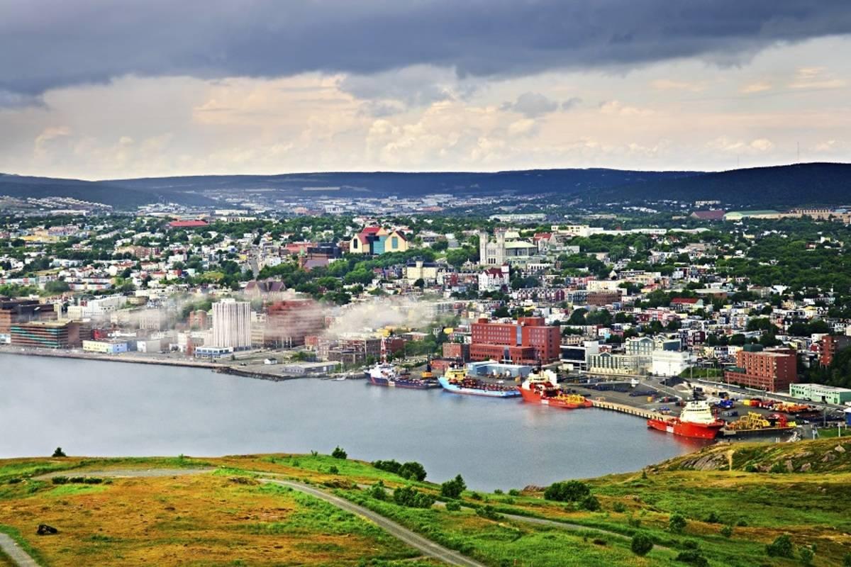 Ocean Endeavour: Newfoundland Circumnavigation