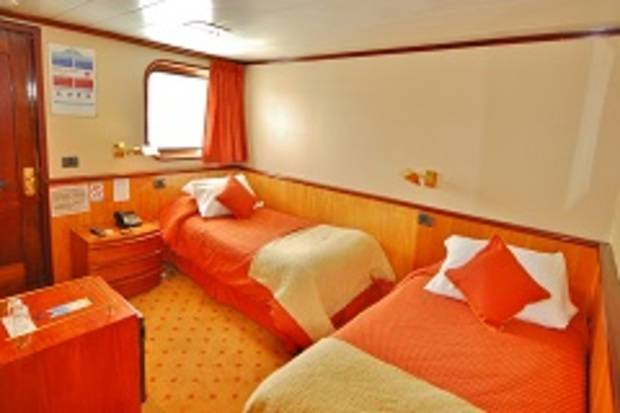 Athos Deck - Double Cabin