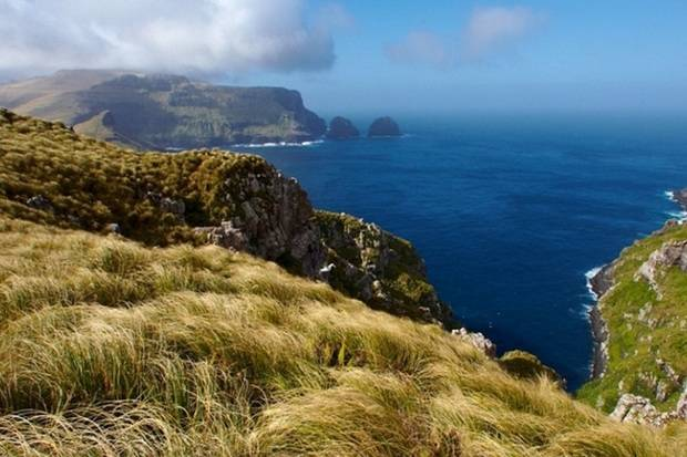 Spirit of Enderby: Beyond Fiordland - New Zealand's Wildest Islands