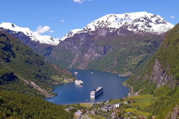 G Expedition: Explore the Norwegian Fjords