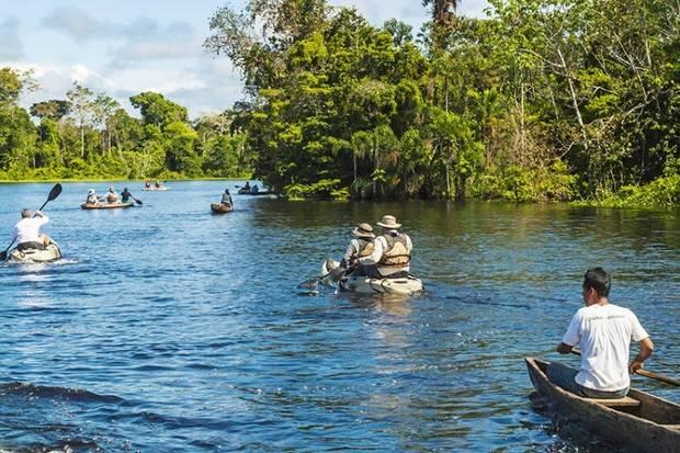 Aria Amazon: Expedition Cruise - High Water Season
