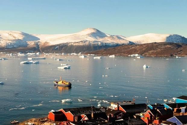L'Austral: Baffin Bay Secrets