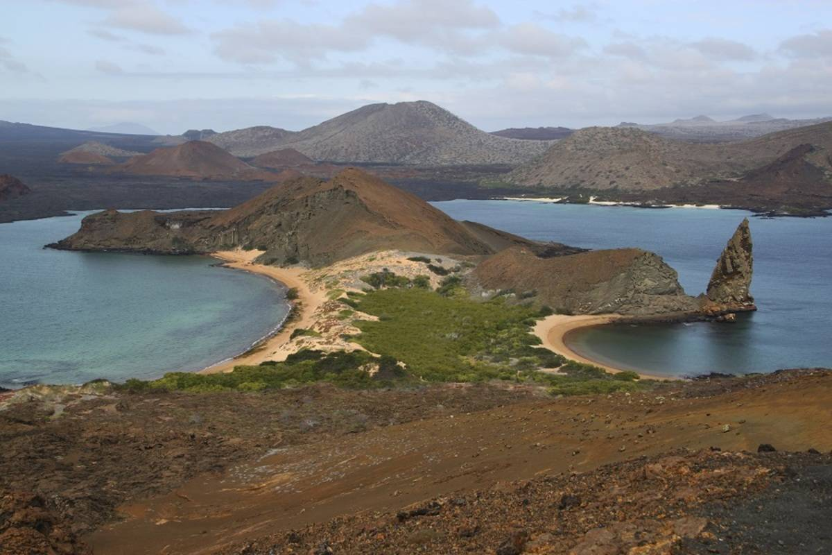 Central & Southern Galapagos Islands