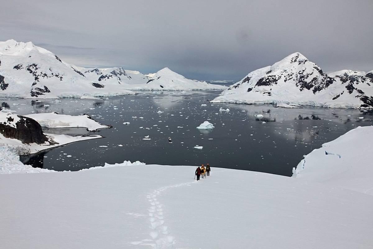 Hebridean Sky: Adventures in Antarctica