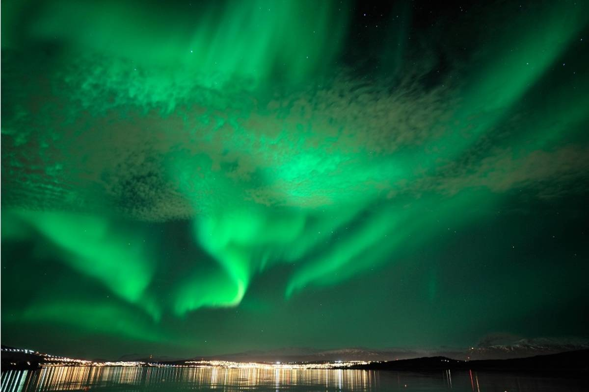 Unique Northern Lights