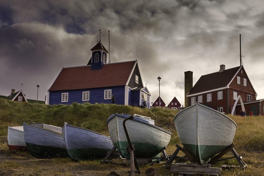 RCGS Resolute: Classic Northwest Passage & Greenland - Westbound