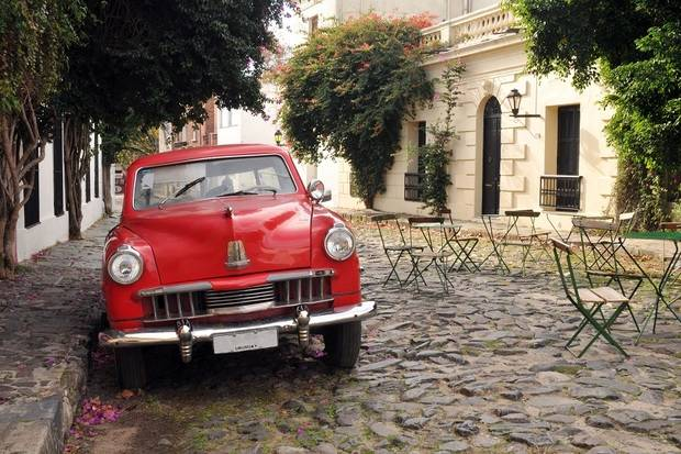 Uruguay Experience