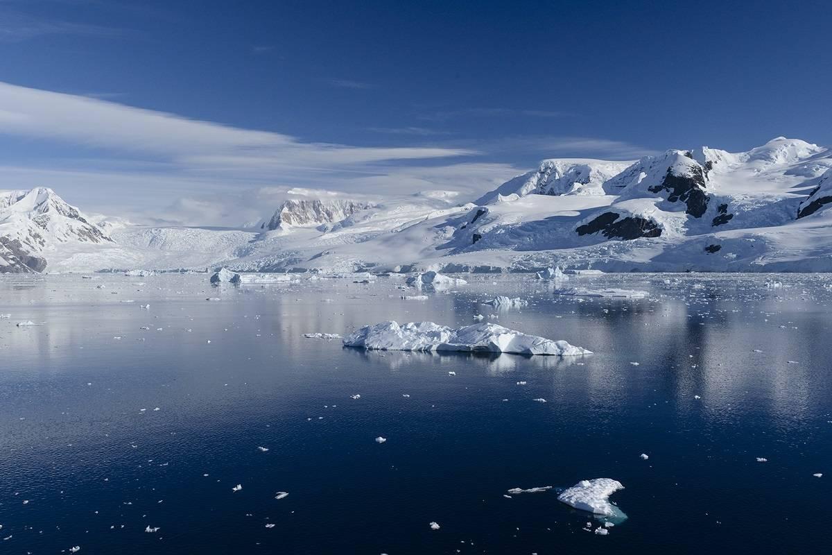 Antarctic Solar Eclipse 2021