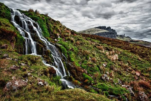 Greg Mortimer: Wild Scotland