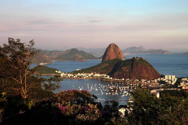 South American Panorama