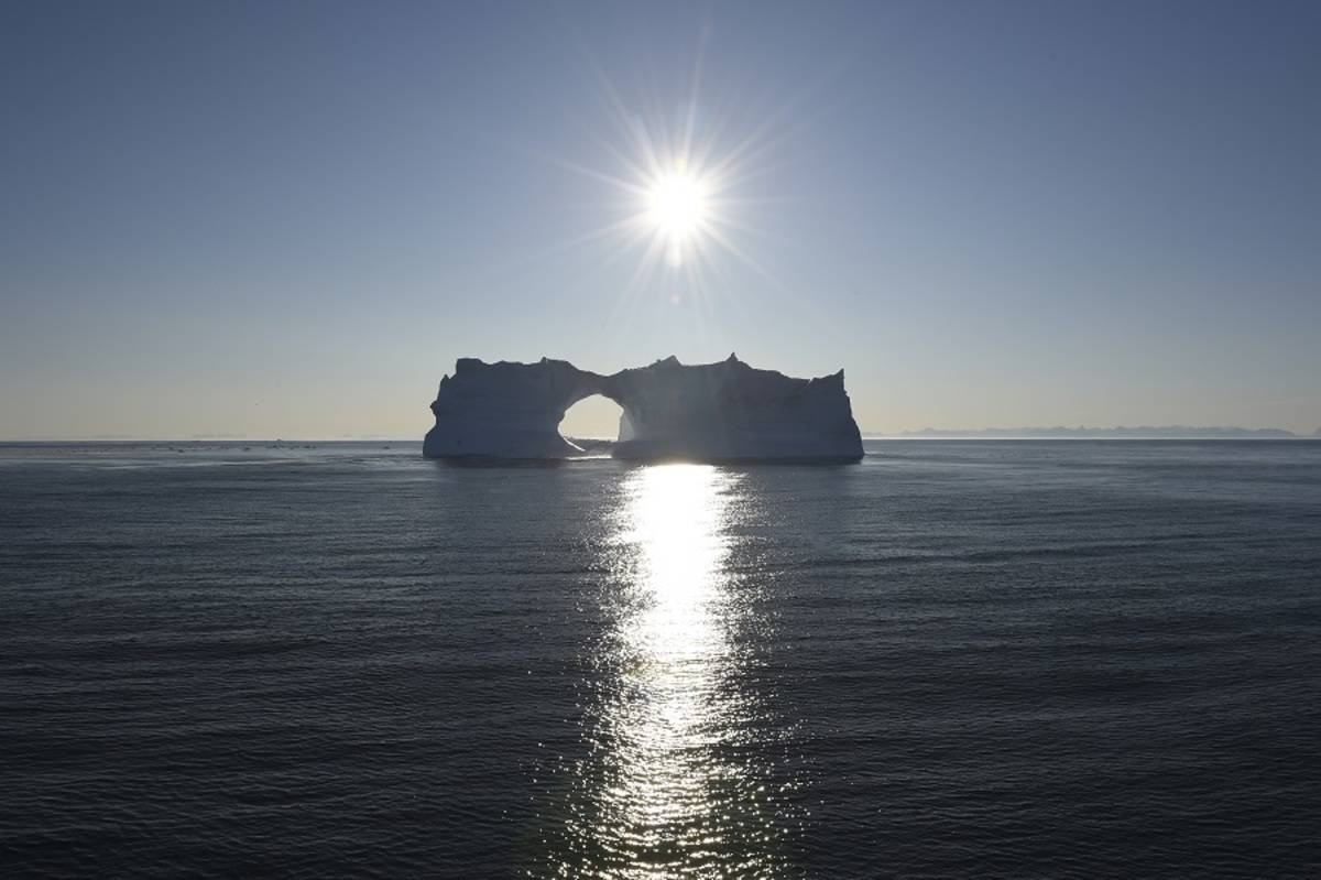 Greenland & Newfoundland