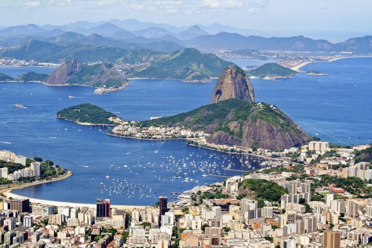 Rio de Janeiro to Buenos Aires