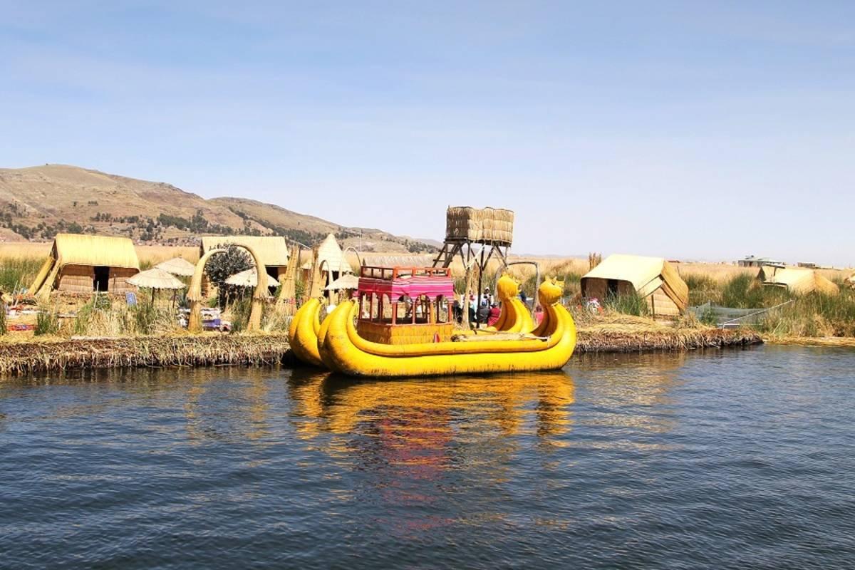 Wonders of Lake Titicaca