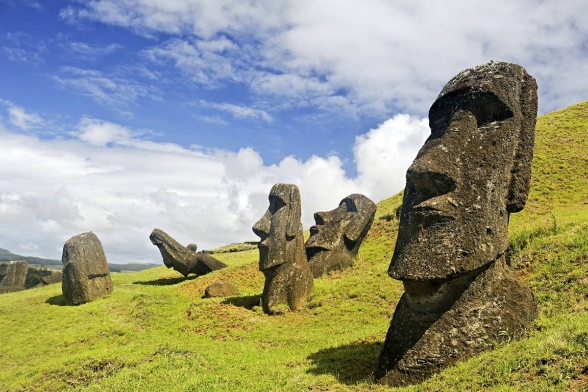 Wonders of Easter Island