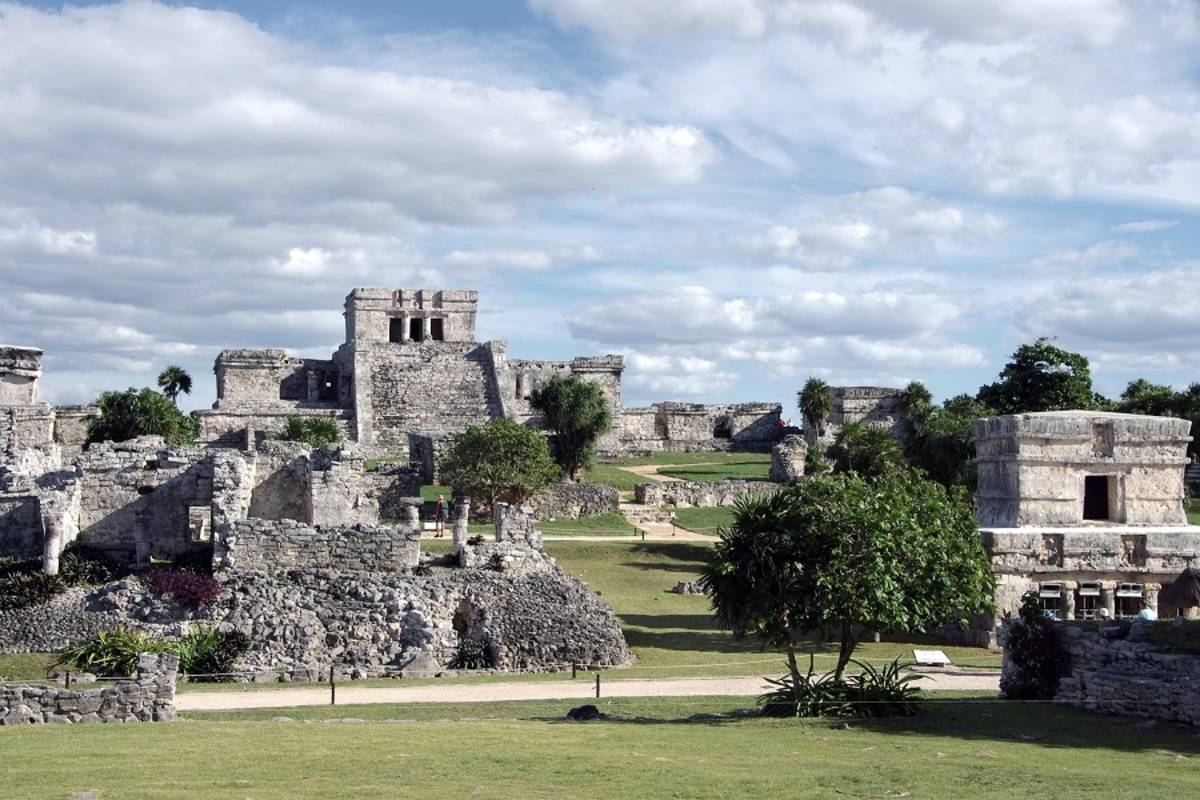 The Mayan Empire: Guatemala & Mexico