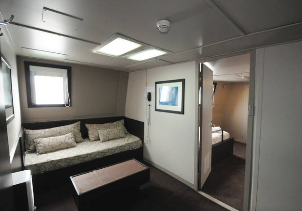 Triple Suite Cabin