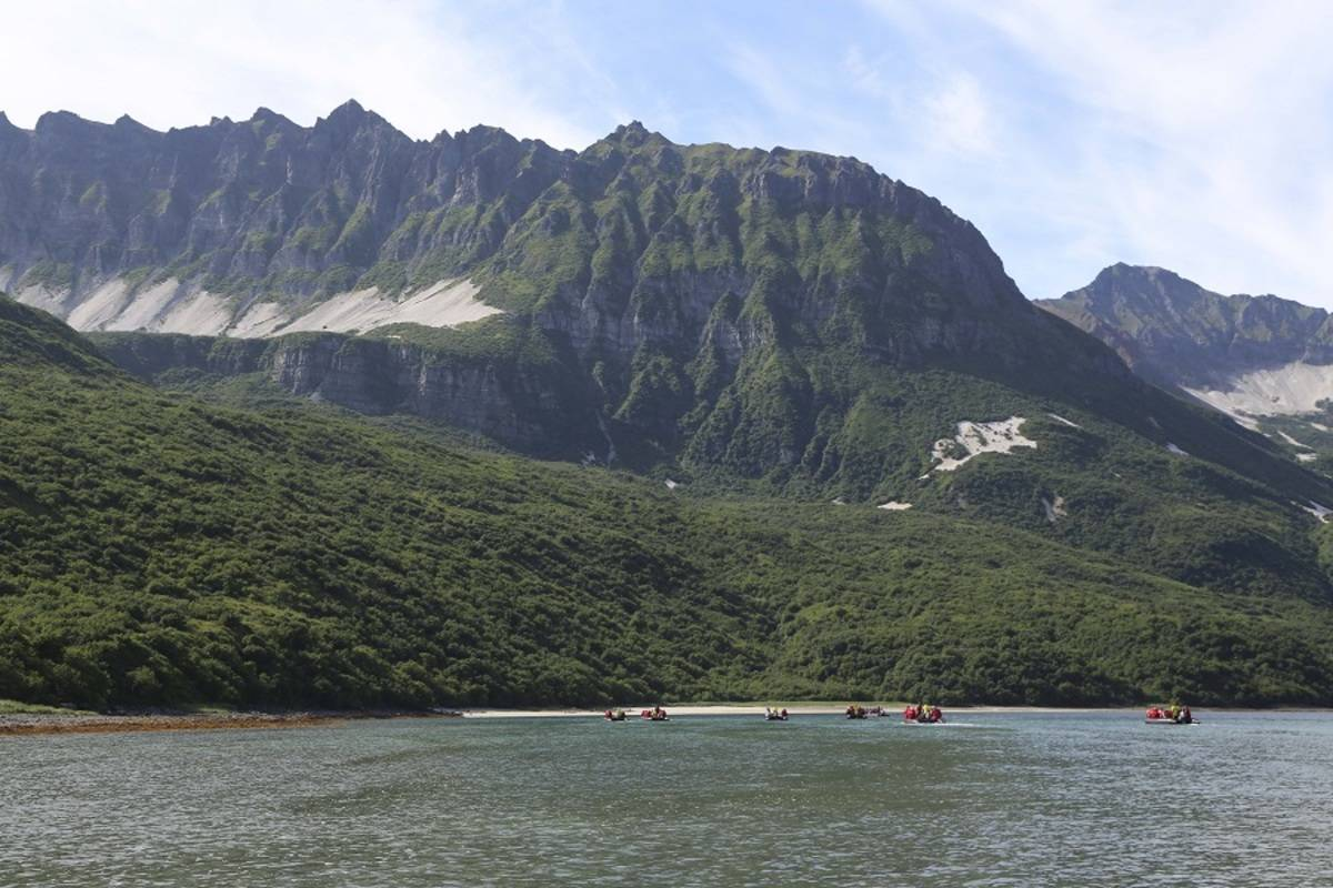 Le Soleal: On the Trail of the Gold Prospectors: Vancouver to Juneau