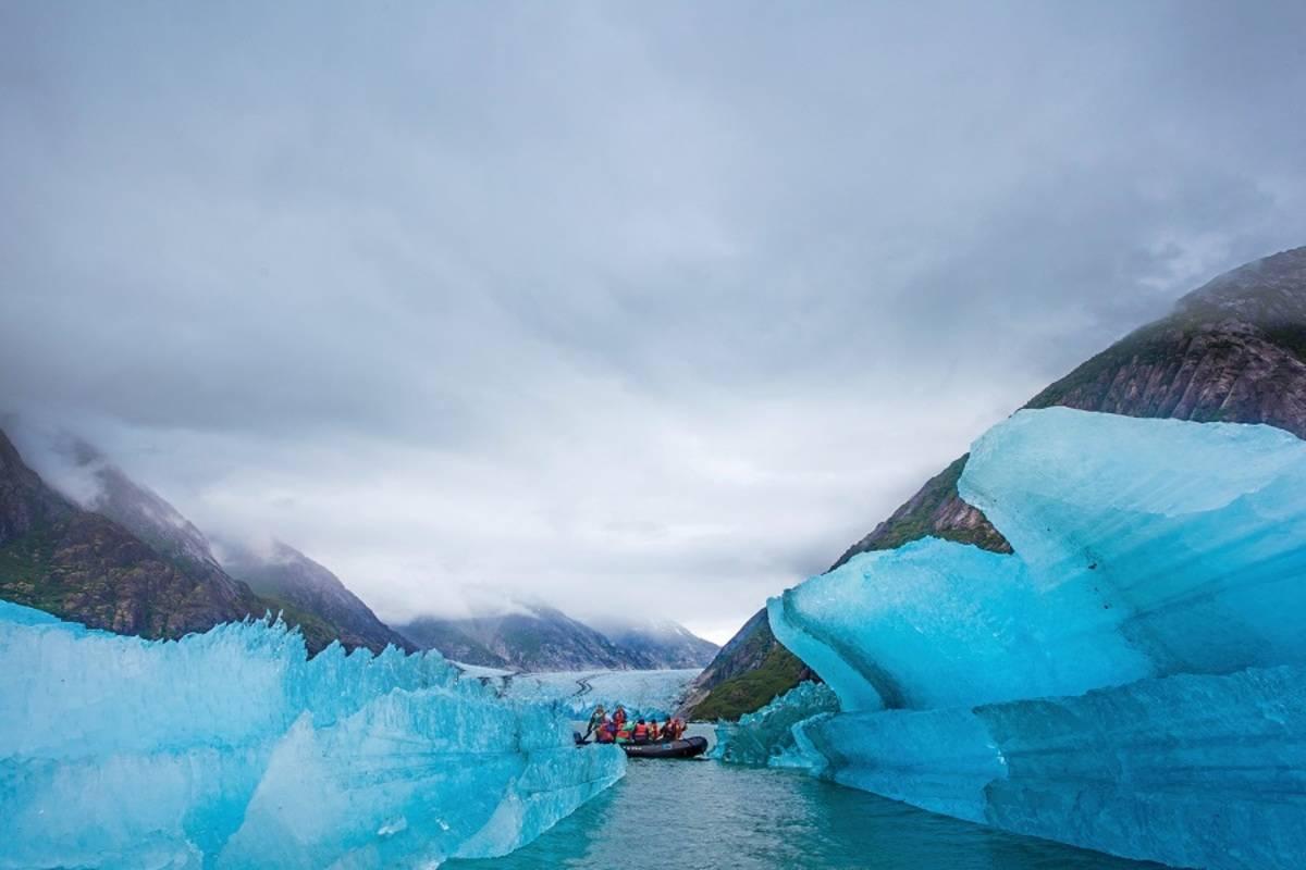 National Geographic Quest: Exploring Alaska's Coastal Wilderness: Juneau to Sitka