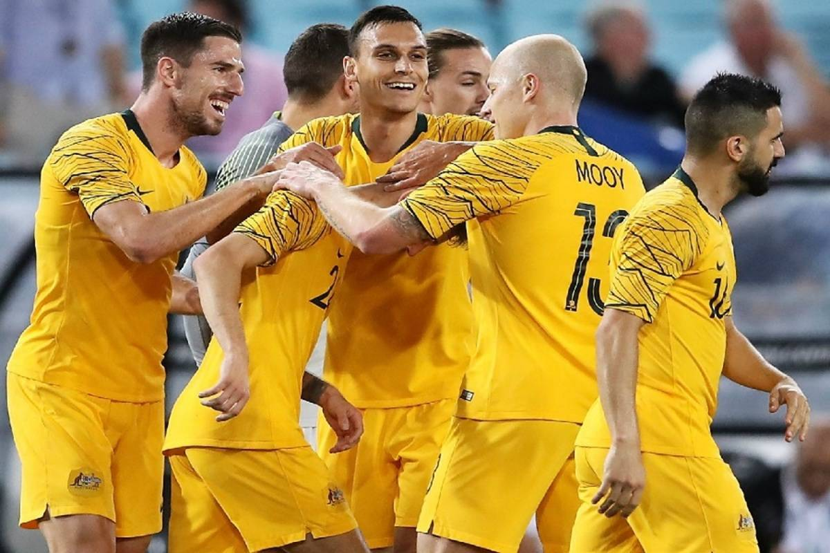 Socceroos Copa America 2020: <br>2 Match Package