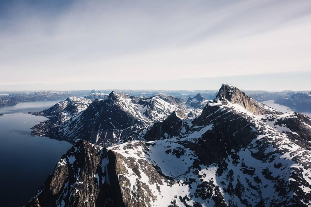 Ultramarine: Northwest Passage: In the Footsteps of Franklin
