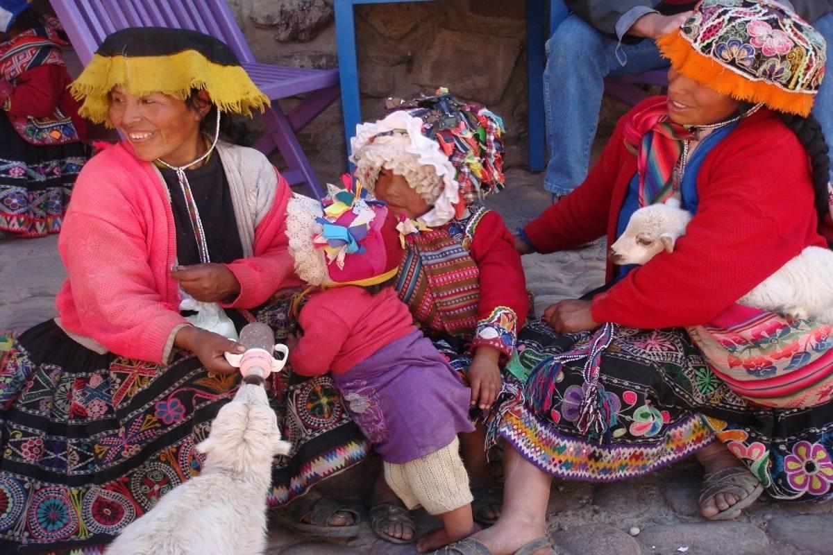 Peru Family Adventure