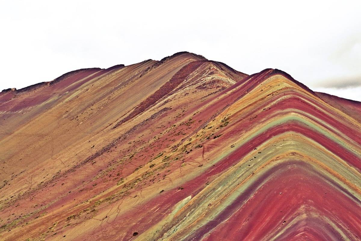 Vinicunca Rainbow Mountain Trek