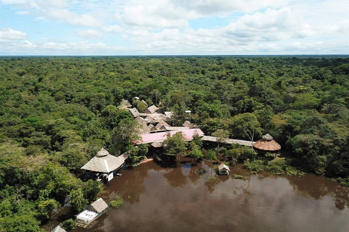 Tahuayo Lodge & the Amazon Research Centre