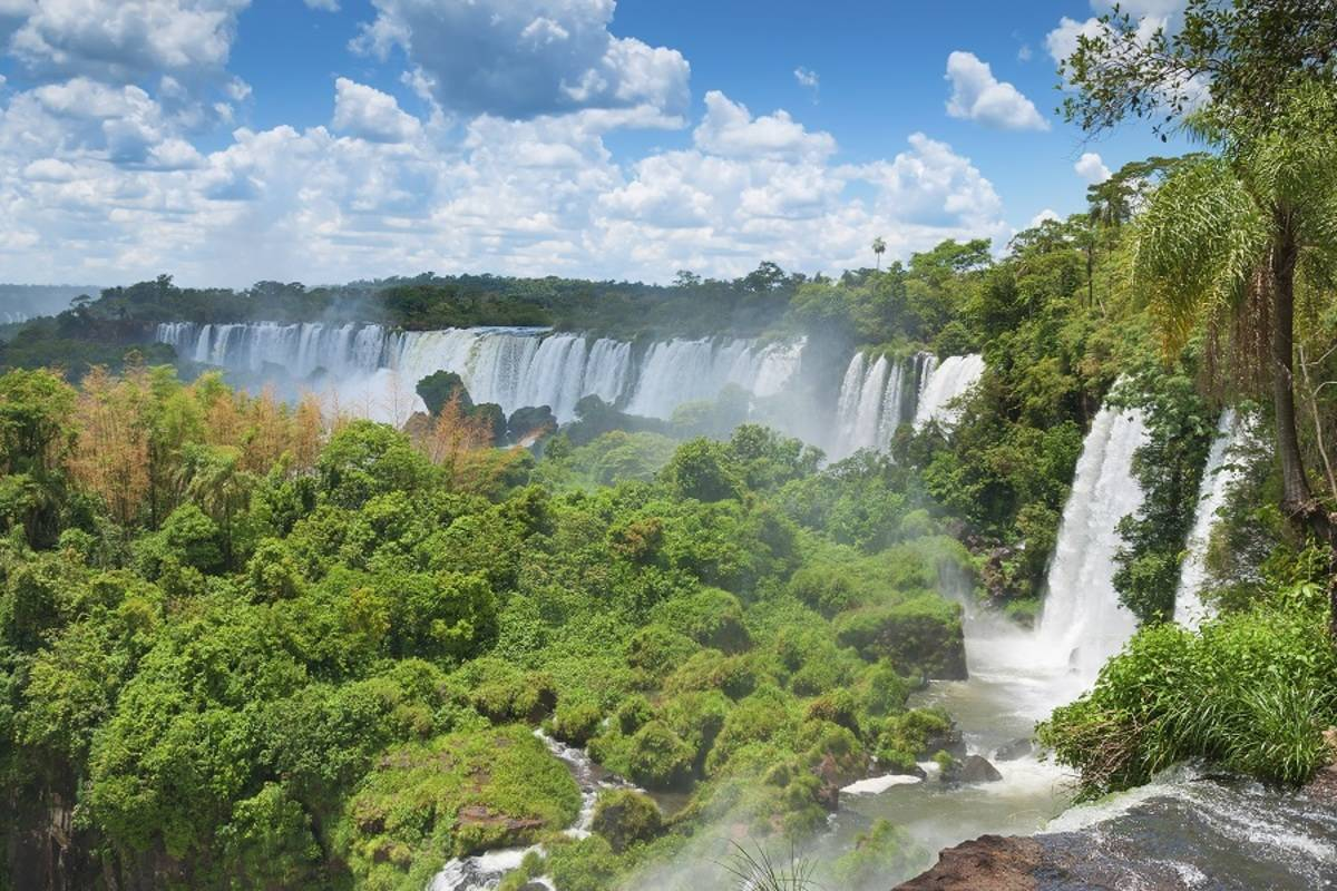 Grand South America