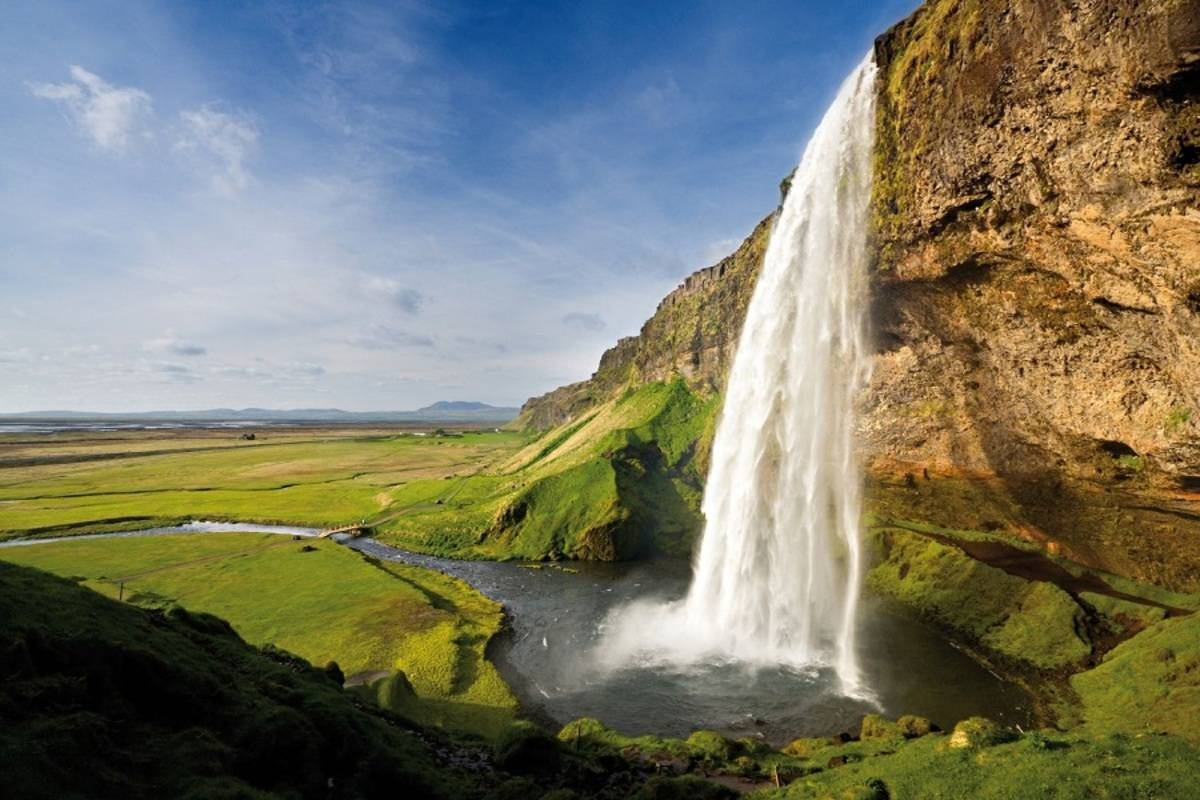Icelandic Mosaic